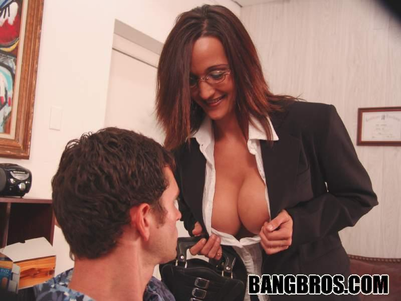 Milf fucked by young student uncut the first milf for his young cock 10